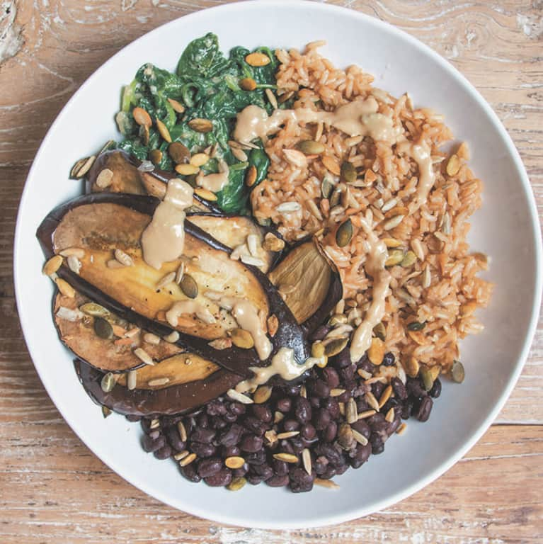 Deliciously Ella's Fast, Easy Weeknight Dinner Bowl