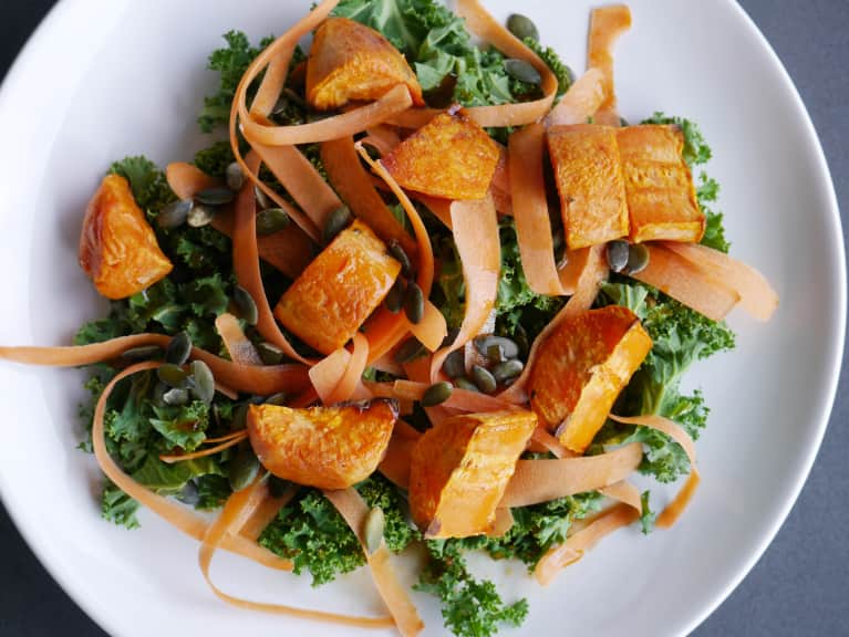Eat For Beautiful Skin With This Antioxidant-Filled Kale Salad