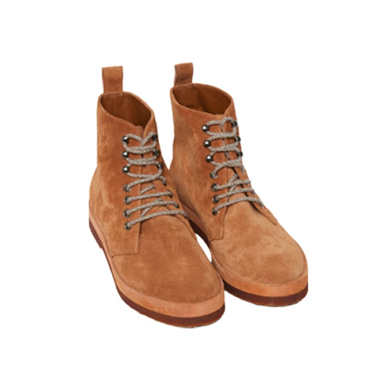 Suede Canyon Boot