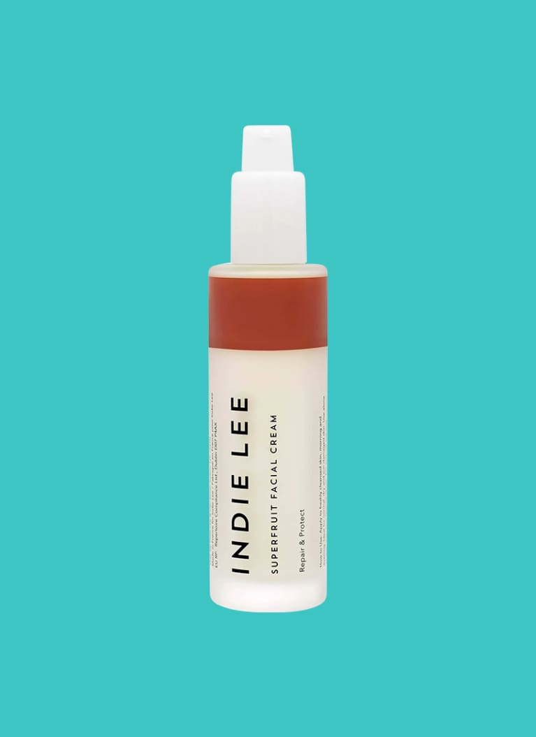 indie lee superfruit face cream
