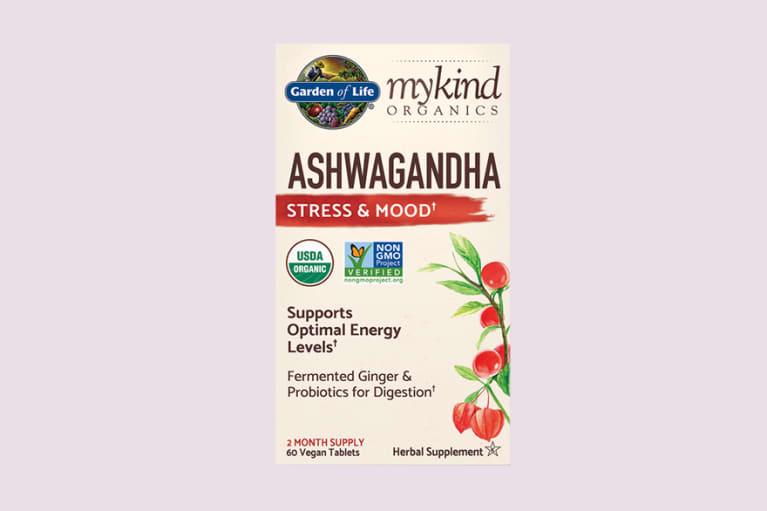 <p>Ashwagandha Stress &amp; Mood</p>