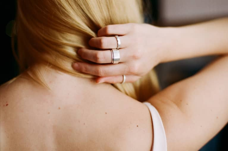 PSA: Remove Your Rings Before Washing Your Hands, Says This Dermatologist