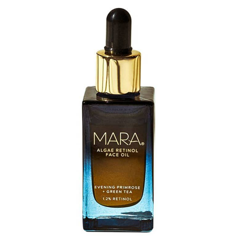 Mara Evening Primrose Green Tea Algae Retinol Oil