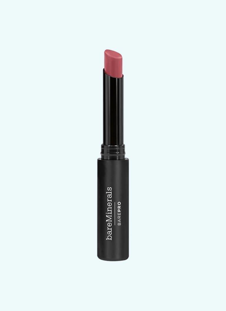 BareMinerals BarePro Longwear Lipstick in Petal