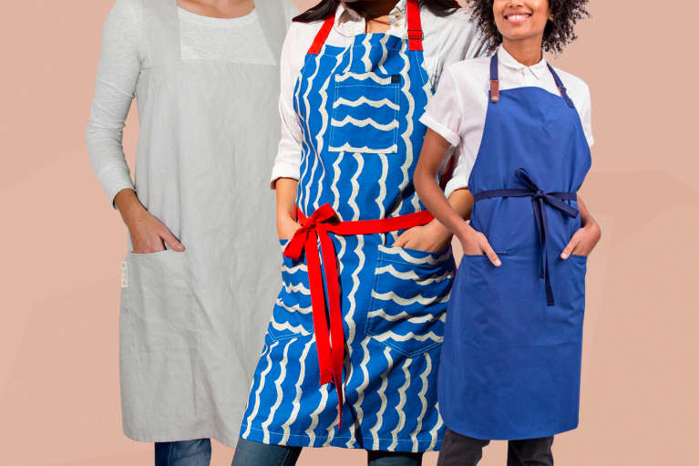 These Aprons Will Make You Feel 1000x Cooler In The Kitchen