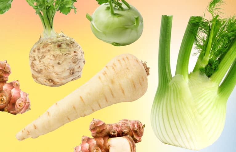 5 Weird Fall Veggies You Should Be Eating