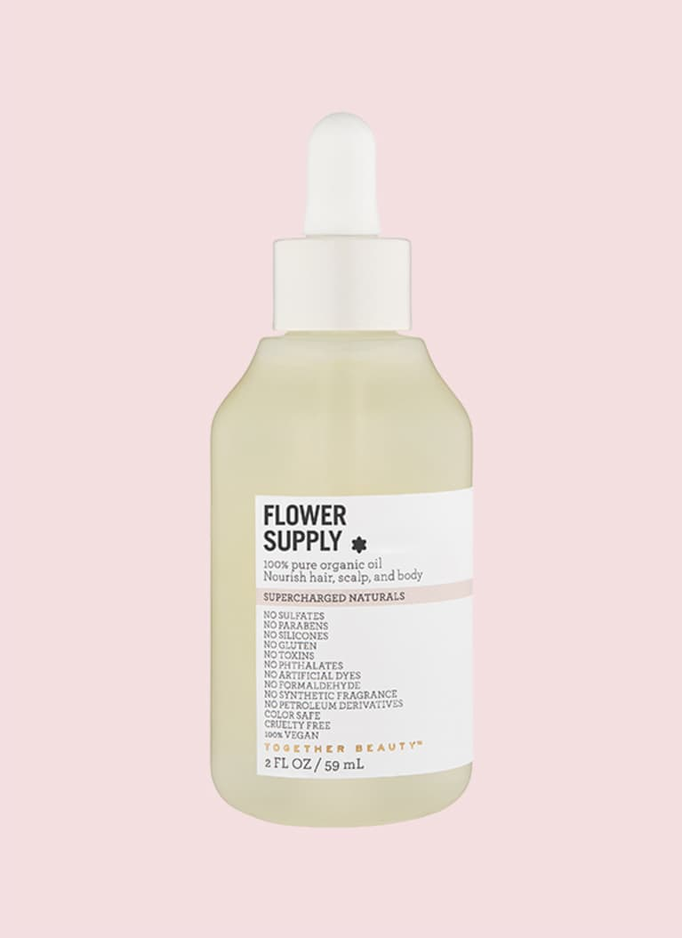 Flower Supply Hair Oil