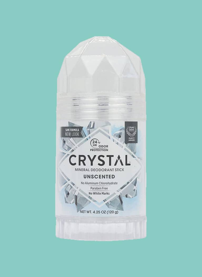 The Crystal Mineral Deodorant