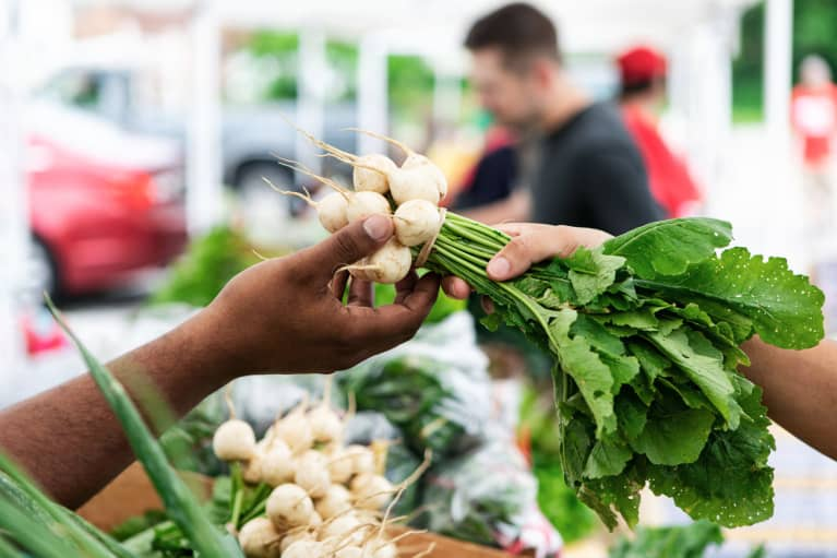 9 Food & Health Pros Share Their Best Tip For Saving $$$ On Healthy Food
