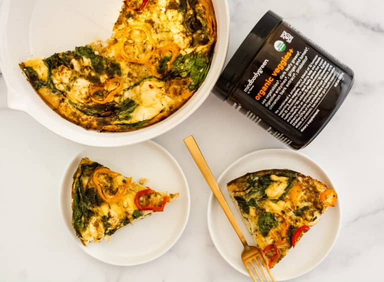 This RD-Approved Quiche Has A Secret Immune-Supporting Ingredient