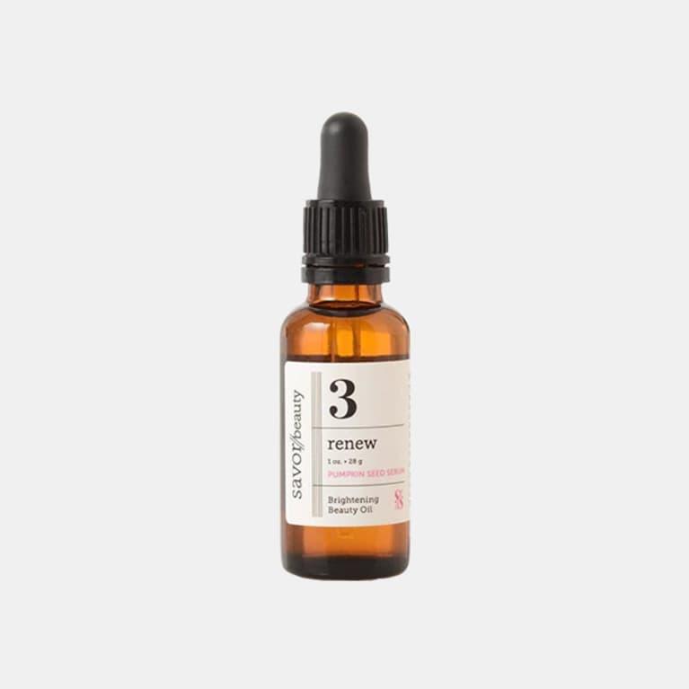 savor beauty oil