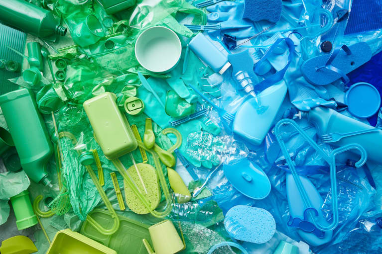 New Study Discovers A Way To Recycle Plastics Into Cosmetics