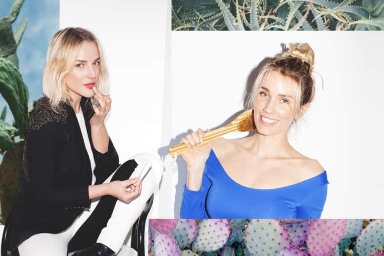 The Founders Of Sakara Life Share Their Clean Beauty Routines