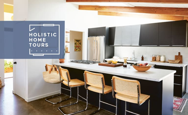 A Low-Waste California Home That'll Convince You To Start A Bathroom Compost Bin