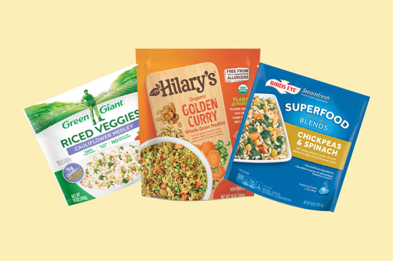 10 Best Healthy Frozen Sides You Can Buy At The Grocery Store