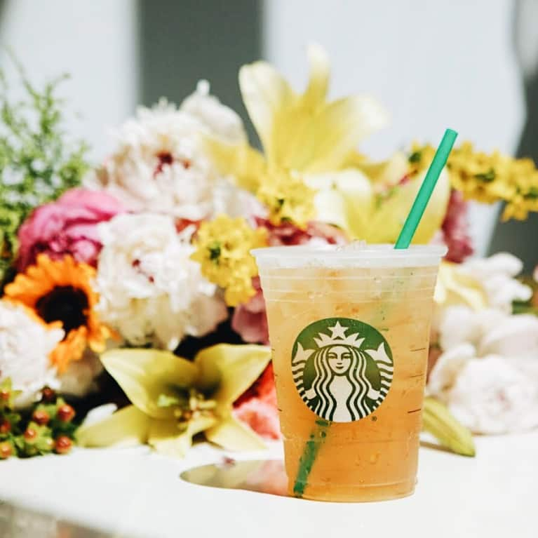 This Healthy Version Of Starbucks' Pina Colada Iced Tea Is The Perfect Summer Drink