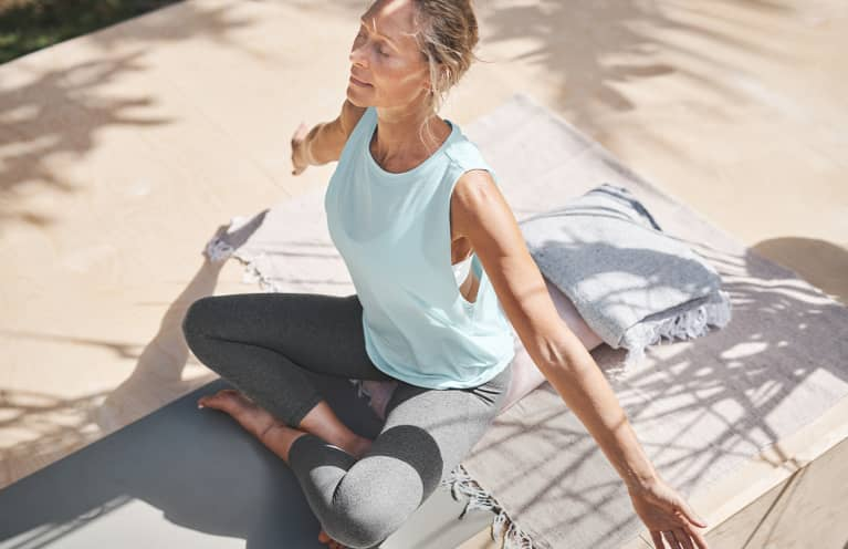The Uplifted Shift: Yogic Ways To Boost Your Mood At Home