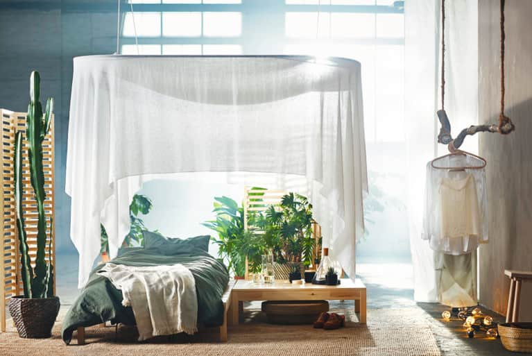 Take A Peek At IKEA's New (And Seriously Wellness-Inspired) Collection
