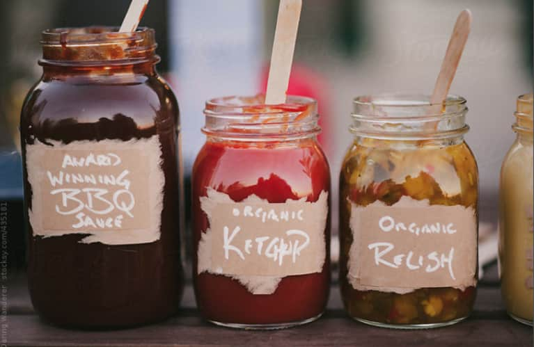 5 Condiments You Should Be Making Yourself