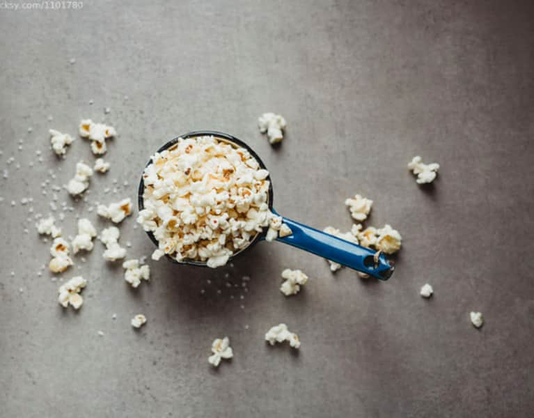 Is Popcorn Actually A Healthy Snack?