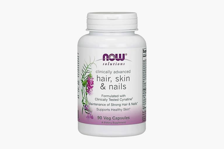 <p>Hair, Skin &amp; Nails Capsules</p>