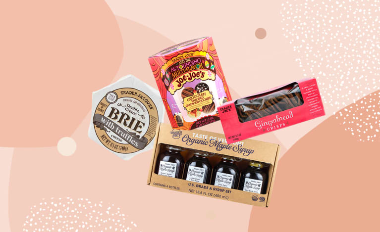 10 Great Gifts You Can Buy At Trader Joe's For The Foodie In Your Life