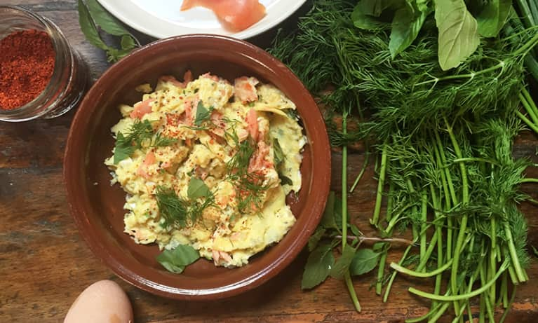 Make Perfect Scrambled Eggs — Chef Seamus Mullen Shows You How