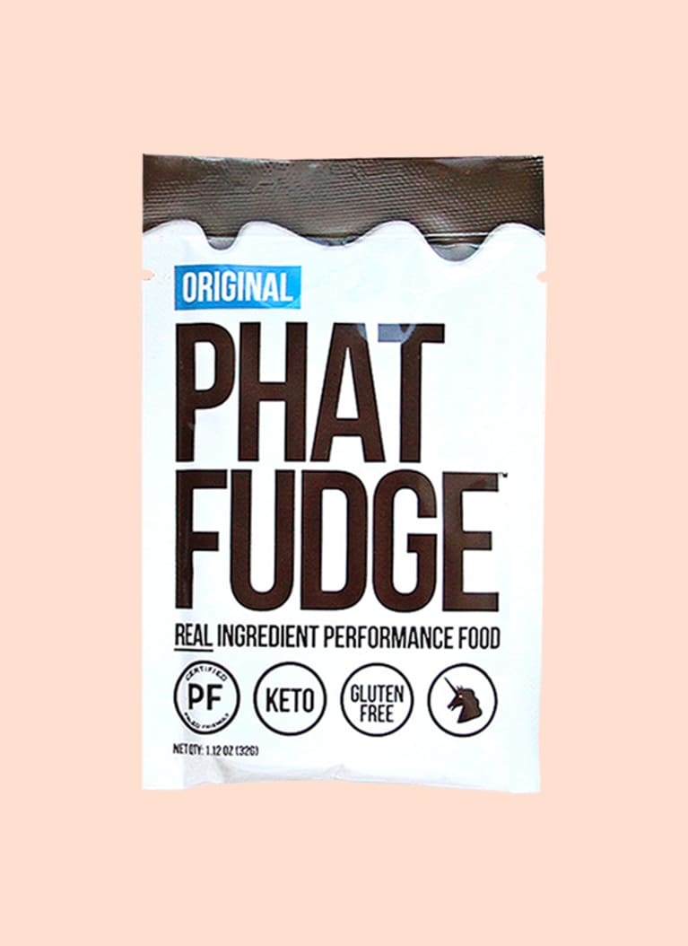 Phat Fudge: 20 g fat, 4 g net carb