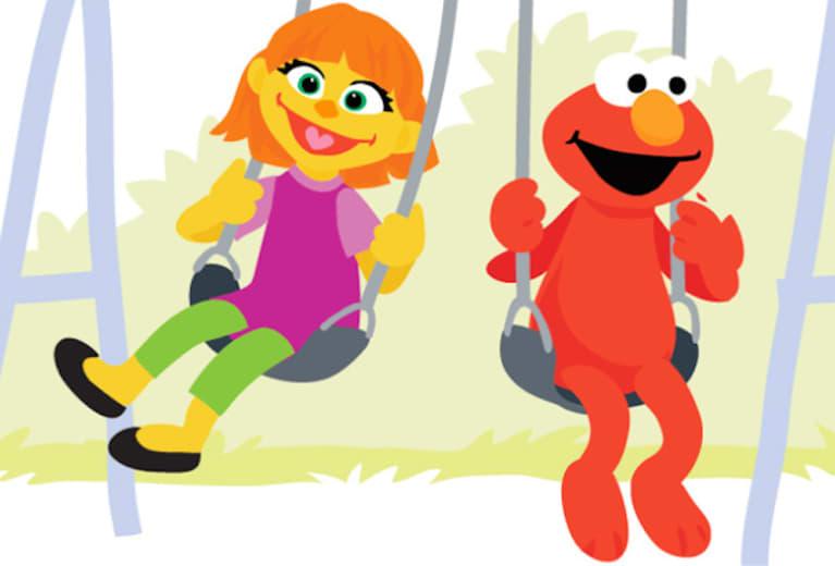 Meet Julia: Sesame Street's First Muppet With Autism