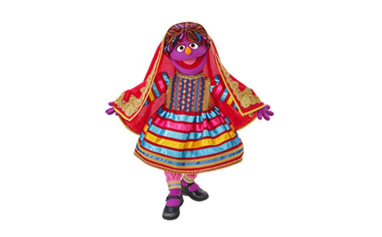 Meet Zari: Sesame Street's New Afghan Muppet Who Empowers Girls