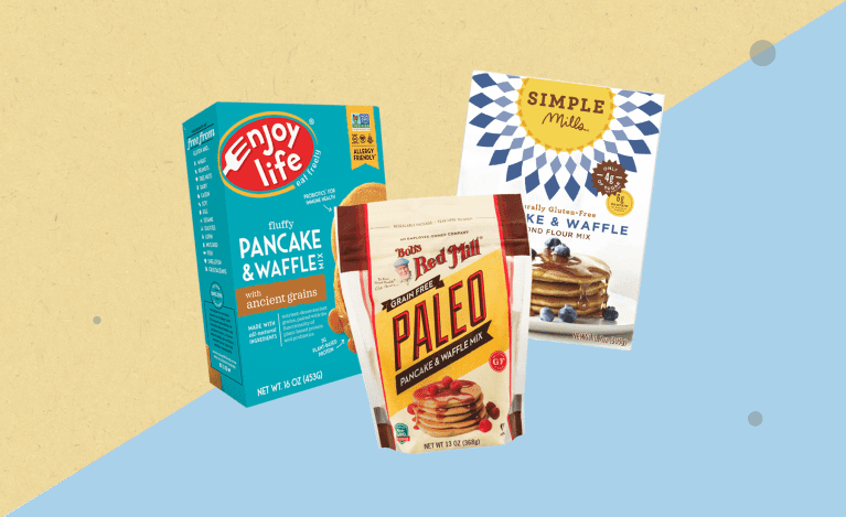 We Tried All The Healthy Pancake Mixes & These Were The Best Ones