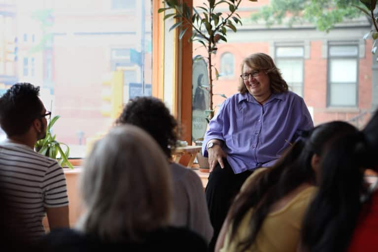 My Mindfulness Practice: Sharon Salzberg Shares How She's Been Meditating For 45 Years