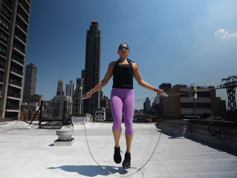 A Do-Anywhere Workout That Will Tone Your Whole Body