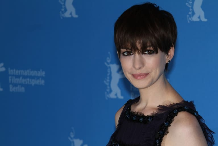 Why Anne Hathaway Ditched Veganism