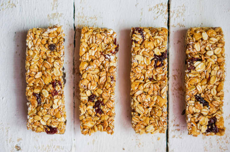The 5 Biggest Myths About Nutrition Bars