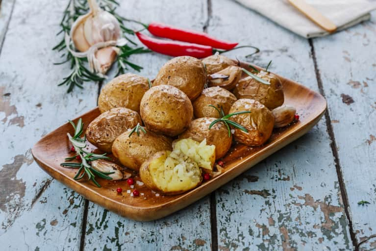 Veggie Showdown: Sweet Potato Vs. Potato