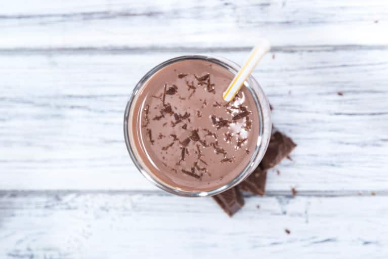 Crush Cravings With This Incredibly Delicious Chocolate Shake