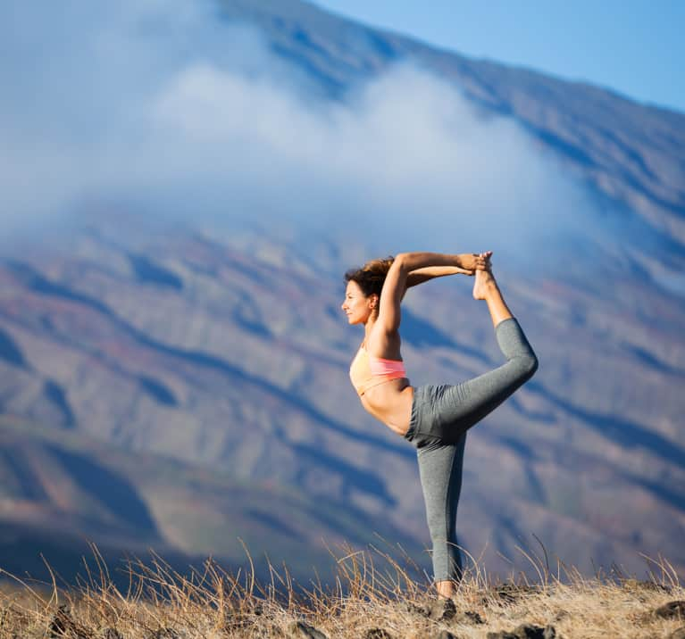 The Way Yoga Helped Me Cope With My Autoimmune Disease