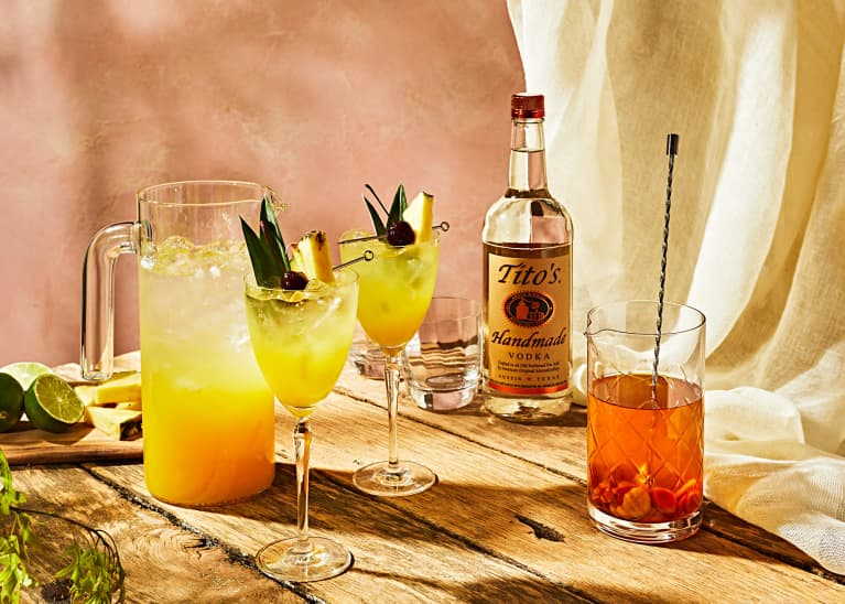 Garden-Fresh Vodka Infusions That Will Step Up Your Summer Cocktail Game