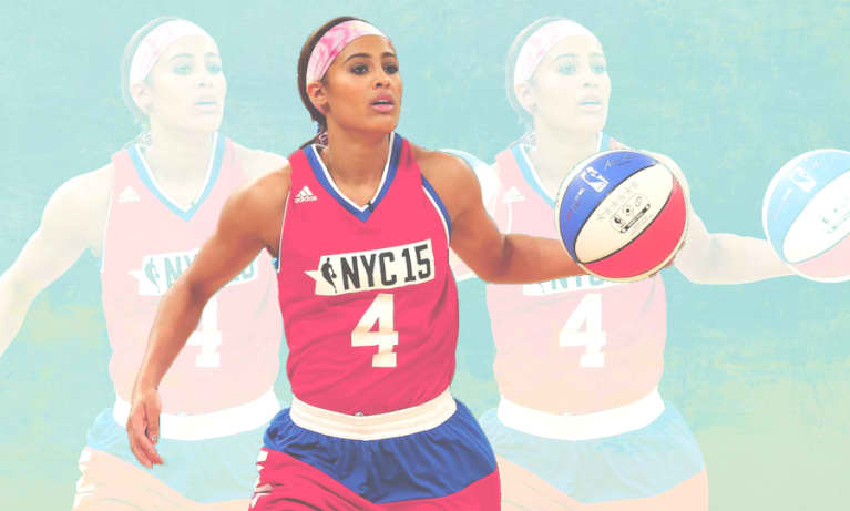 WNBA Star Skylar Diggins On What Really Matters + Kale