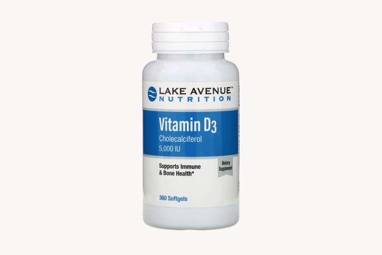 <p>Lake Avenue Nutrition Vitamin D3</p>