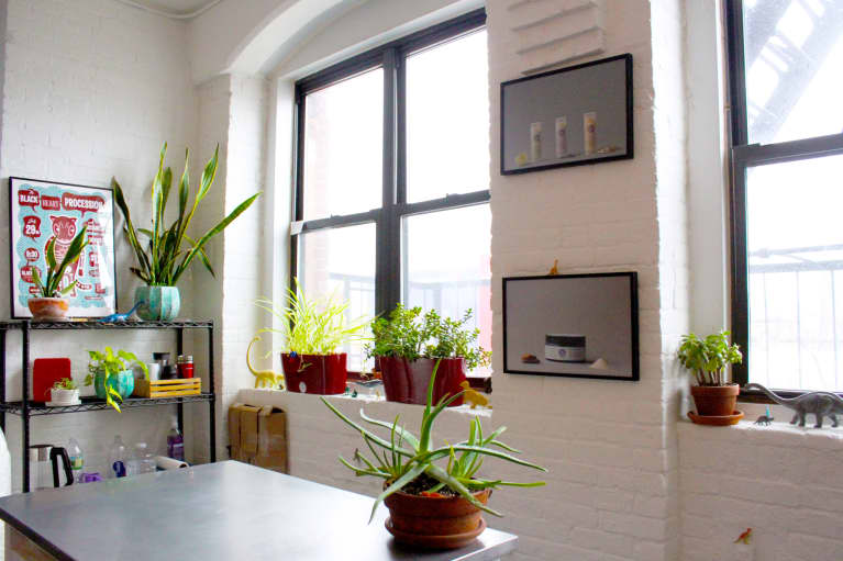 Peek Inside A Natural Skin Care Studio That Feels Like Home