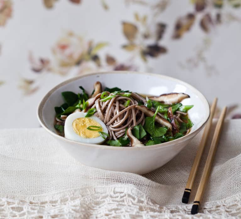 The Easy Soba Noodle Bowl You're Definitely Making Tonight