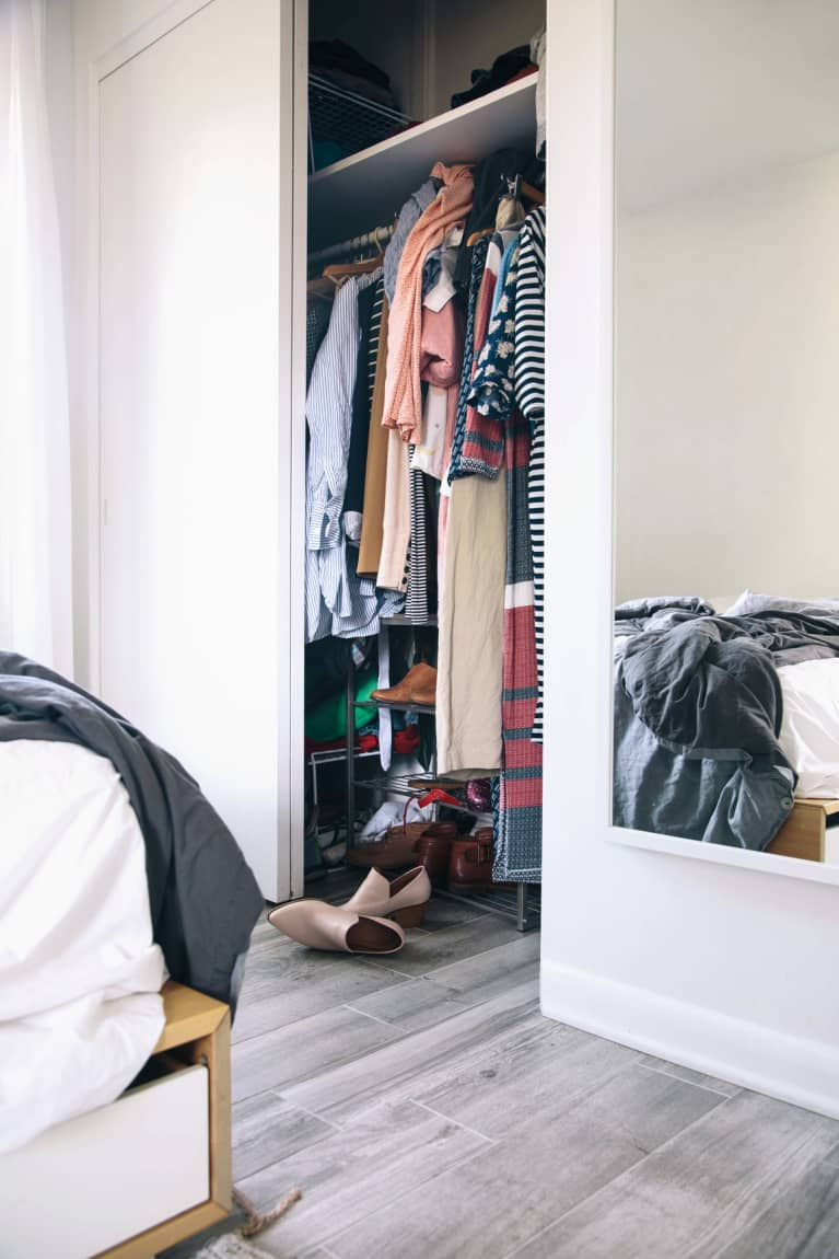 This Cleaning Expert Never Stores Shoes In The Closet — Here's Why