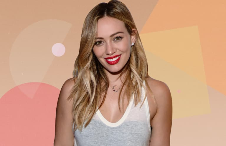 Hilary Duff On The Eating Plan That's Helping Her Feel Happier & Healthier