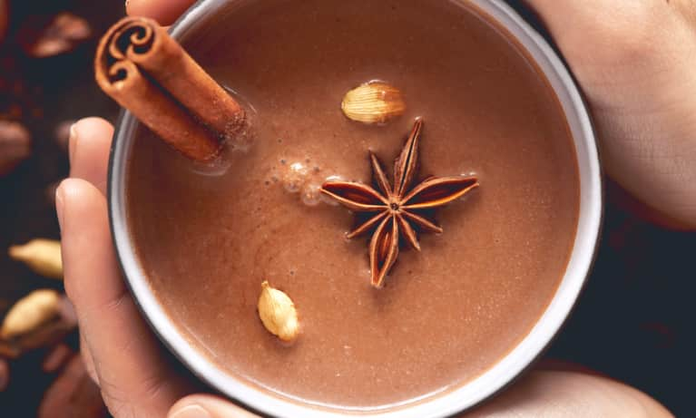 3 Warm Spiced Milks & Why They're Good for You