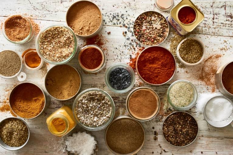How To Season Your Food, Sans The Salt