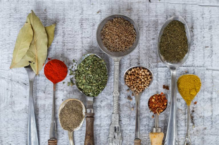 7 Ways Your Spice Rack Can Replace Your Medicine Cabinet