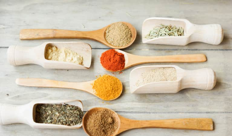 The Spices Every Woman Should Have In Her Kitchen