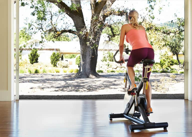 The Simple Mistake Almost Everyone Makes At Spin Class (And How To Fix It)